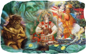 тест: Языческие боги